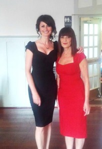 Michaelanne & Her Mom Trisha  Photo Credit VOOC