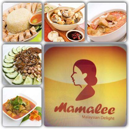 Mamalee Malaysian Food